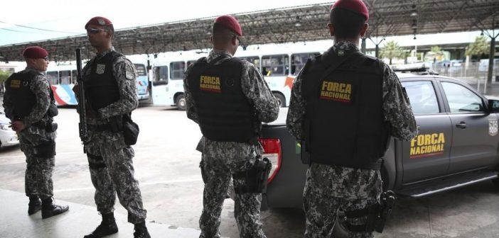 Após pedido da PGE-BA, STF ordena retirada da Força Nacional do sul da Bahia