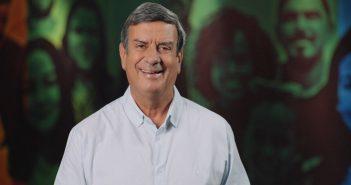 Aos 68 anos, Colbert Martins é reeleito prefeito de Feira de Santana