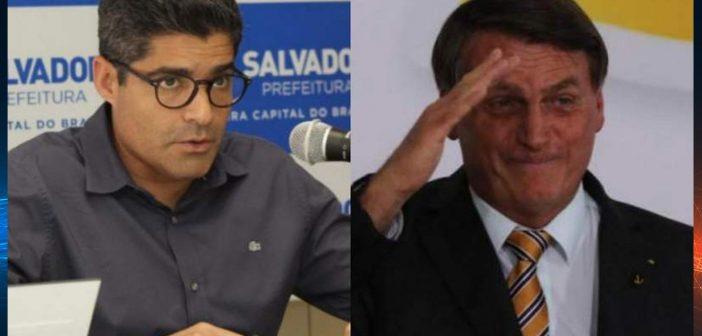 """ACM Neto espera """"guinada"""" do governo para apoiar Bolsonaro em 2022"""