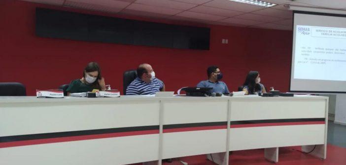 """Audiência pública discute implantação do programa """"Família Acolhedora"""" em Alagoinhas"""