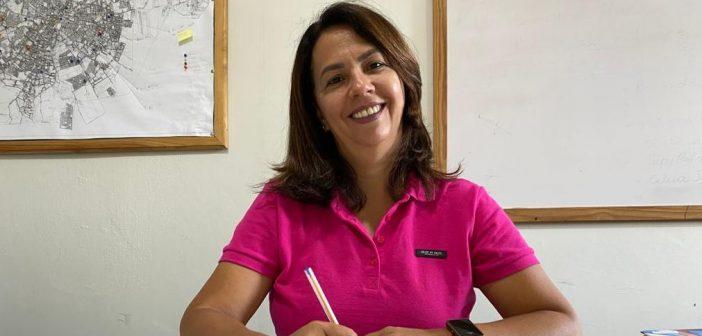 Maria das Graças Reis permanece à frente da Secretaria de Infraestrutura no próximo mandato